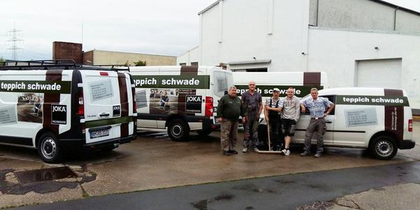 Das Teppich Schwade-Team sucht Verstärkung!